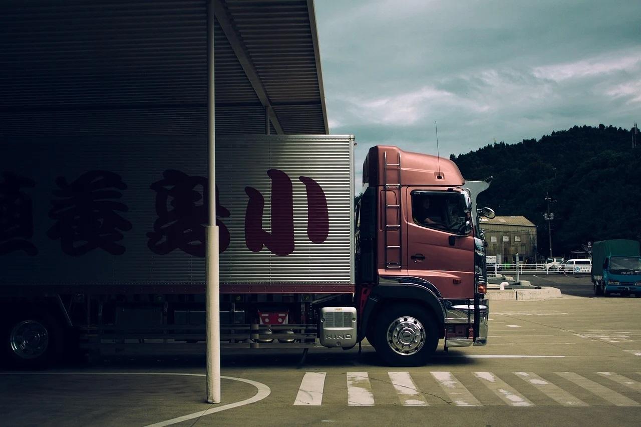 nákladní vozidlo